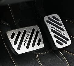 Best honda accord aluminum pedals Reviews
