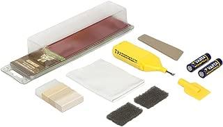 Picobello G61611 - Kit de reparación para madera (tamaño pequeño, para laminados, mobiliario o escaleras), color madera clara