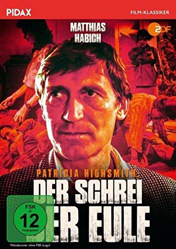 Patricia Highsmith: Der Schrei der Eule / Spannender Thriller nach dem gleichnamigen Roman (Pidax Film-Klassiker)
