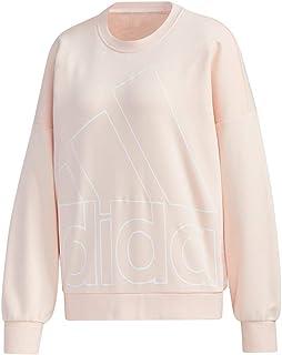 adidas Sweat Unisexe Adult Fav BL Pnktin/Blanc, XL
