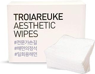 TROIAREUKE (トロイアルケ) エステてぃック 海綿/Aesthetic Wipes (100枚)