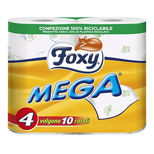 Papel Higiénico Foxy Mega Marca Foxy