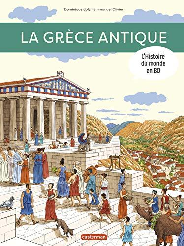 L'histoire du monde en BD : La Grèce antique