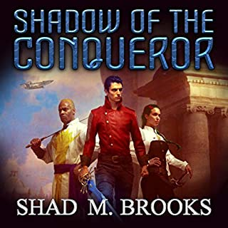 Shadow of the Conqueror cover art