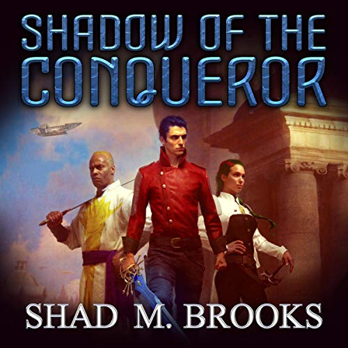 Couverture de Shadow of the Conqueror
