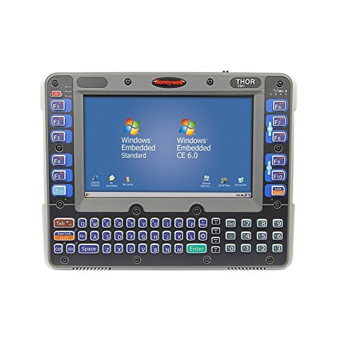 New Honeywell VM1C1A1A1AUS01A Thor Vehicle Mount Computer, Indoor Display, ANSI Keyboard, No WWAN, I...