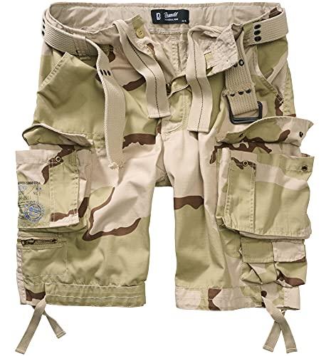 Brandit Savage Ripstop Shorts 3-Color Desert - 6XL