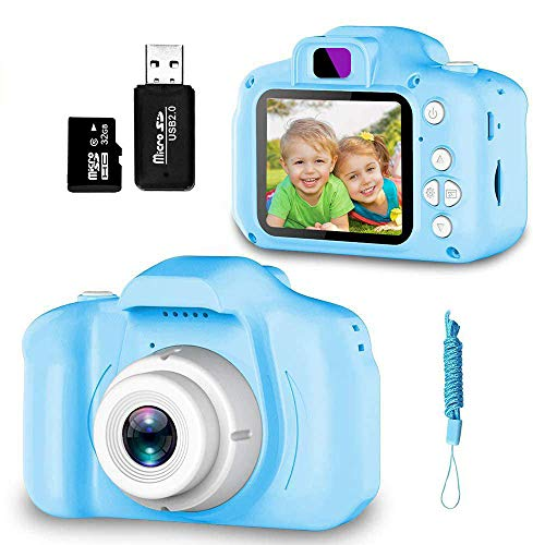 Nynicorny Kids Camera,Digital Camera Rechargeable 2.0 Inch for Children...