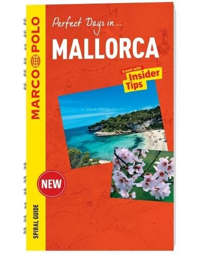 Mallorca Marco Polo Travel Guide - with pull out map (Marco Polo Perfect Days in...)