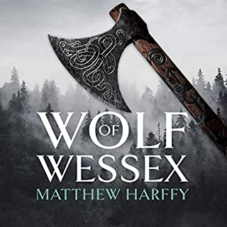 Wolf of Wessex cover art