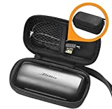 M.G.R.J® Portable Carrying Protector Hard Case Cover Compatible with Bose Soundsport Free/Samsung Gear