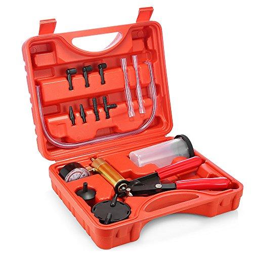 BEESCLOVER Kit de Pistolet à Vide pour Pistolet à Pompe en Aluminium
