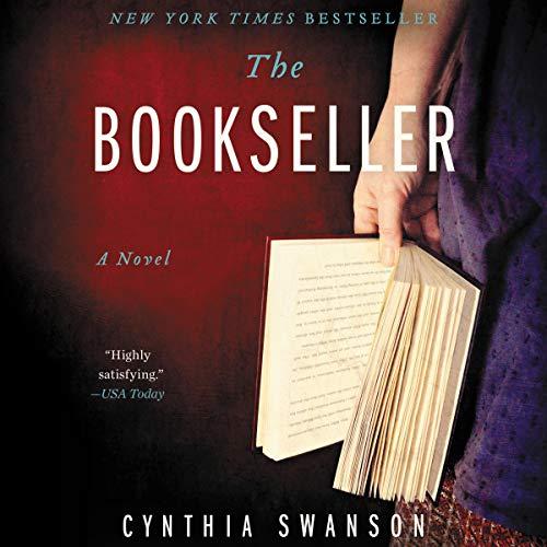 The Bookseller cover art