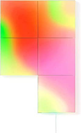 LIFX Tile Kit (International) Adjustable, Multicolour, dimmable, no hub Required, Works with Alexa, Apple HomeKit and The Google Assistant