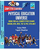 Physical Education Universe (Book for all Competitive Exams)