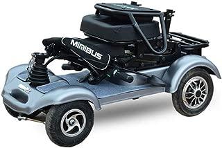 DOS Scooter eléctrico Adult, Minusvalido, Scooter Electrico Minusvalido Moto para Personas Mayores Vehículo De Movilidad