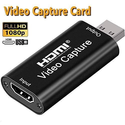 capture card,Scheda Di Acquisizione Video,Hdmi Scheda Di Acquisizione Giochi Usb 2.0,Per Windows Video E Audio Grabber Pc Trasmissione Live
