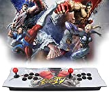 XFUNY. Arcade Game Console 1080P 3D & 2D Games 2680 in 1 Pandora's Box 3D 2 Players Arcade Machine with Arcade Joystick Support Expand Games 6000+ for PC / Laptop / TV / PS3 (B)