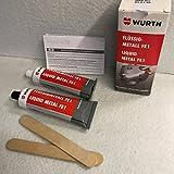 Würth líquido metal FE1500g reparadora para conexiones, rellenos, nachbildungen...