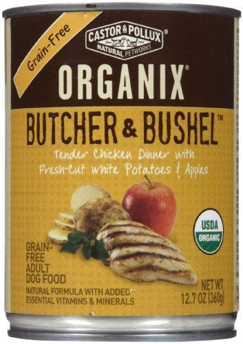Castor & Pollux Organix Butcher & Bushel Organic Tender Chicken Dinner