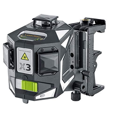 Laserliner Dreidimensionaler Laser X3-Laser Pro 036.800L