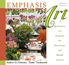 Emphasis Art + Myeducationlab: A Qualitative Art Program for Elementary and Middle Schools