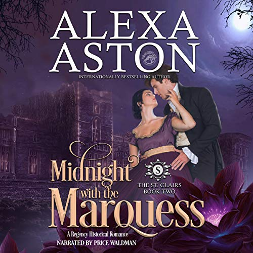 Midnight with the Marquess audiobook cover art