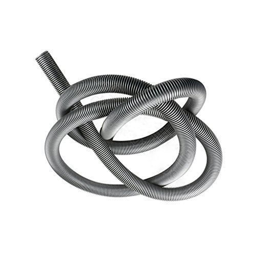 LOVIVER Diameter 40mm 1m Gray Vacuum Cleaner Hose for Most of Vacuum Cleaner