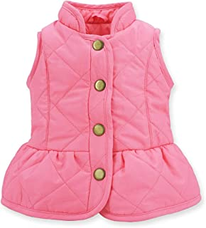 ec1efb4b7 Amazon.com  18-24 mo. - Vests   Jackets   Coats  Clothing