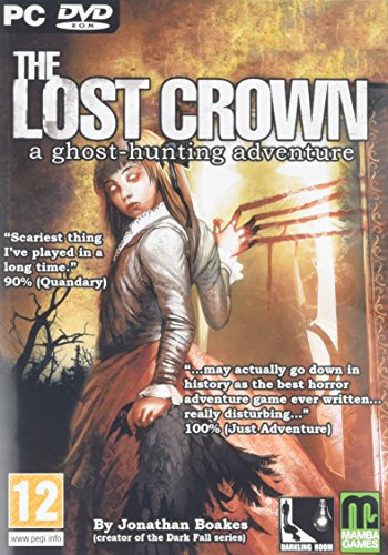 The Lost Crown: A Ghost-Hunting Adventure (PC DVD) [Importación inglesa]