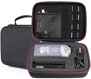 Honbobo Portátil Estuche Bolsa de Almacenamiento para Zoom H1, H2N, H5, H4N, H6, F8, Q8 Grabadora de Audio