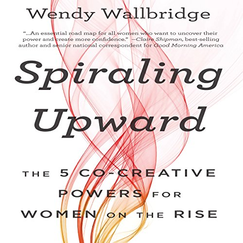 Spiraling Upward audiobook cover art