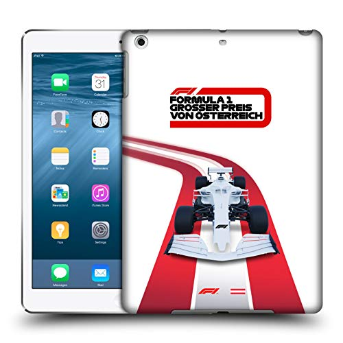 Official Formula 1 F1 Austria Grand Prix World Championship 2 Hard Back Case Compatible for Apple iPad Air (2013)
