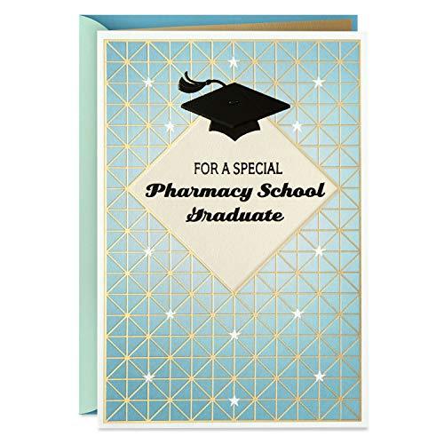 Hallmark Pharmacist Graduation Card (for a Special Pharmacy School Graduate)