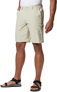 Columbia Men's Blood and Guts III Shorts, Fossil, 34x8