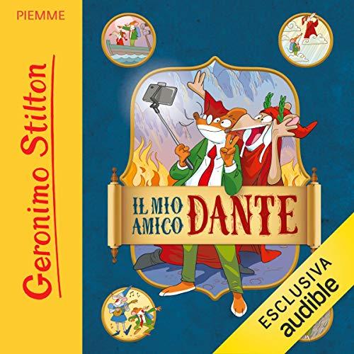 Il mio amico Dante copertina