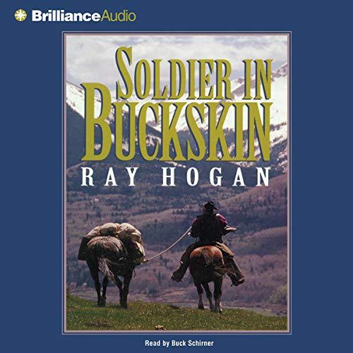 Soldier in Buckskin audiobook cover art
