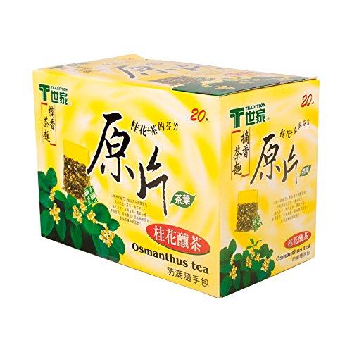 tradition osmanthus tea (20-ct) - 1.4oz