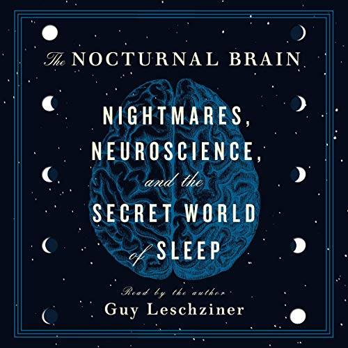 The Nocturnal Brain audiobook cover art