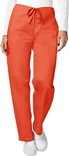 Adar Universal Unisex Scrubs - Drawstring Tapered Leg Scrub Pants