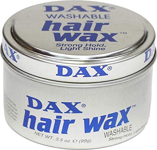 Dax Washable Hair Wax 99g by Dax (English Manual) by DAX