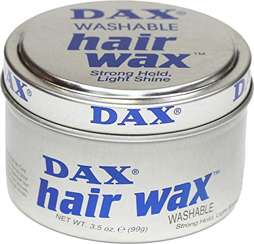Dax Washable Hair Wax 99g by Dax (English Manual) by DAX