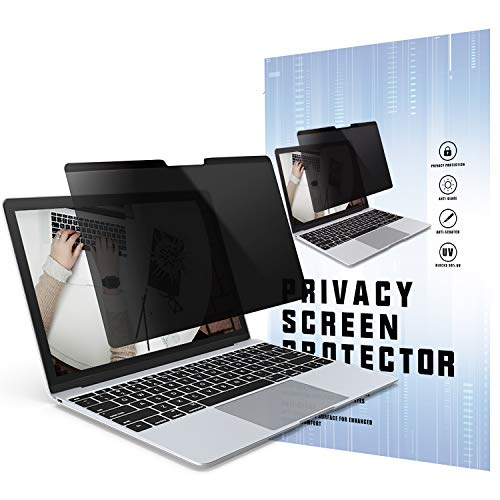 Magnetic Privacy Screen for MacBook Pro 16 Inch,Anti-Glare, Blocks 96% UV,Anti-Scratch (A2166) Release 2019