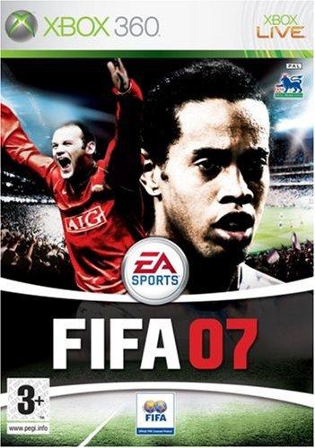 FIFA 07 (Xbox 360) [Importación inglesa]