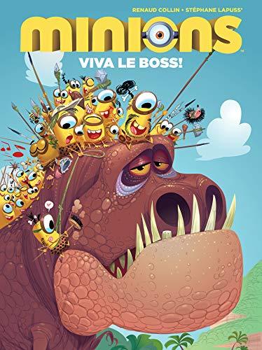 Lapuss, S: Minions Volume 3: Viva Le Boss!