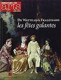 Connaissance des Arts, Hors-série N° 614 - De Watteau à Fragonard, les fêtes galantes