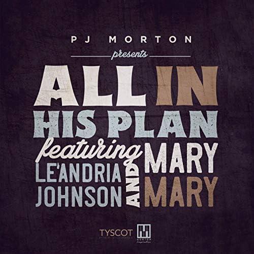 Pj Morton feat. Le'Andria Johnson & Mary Mary