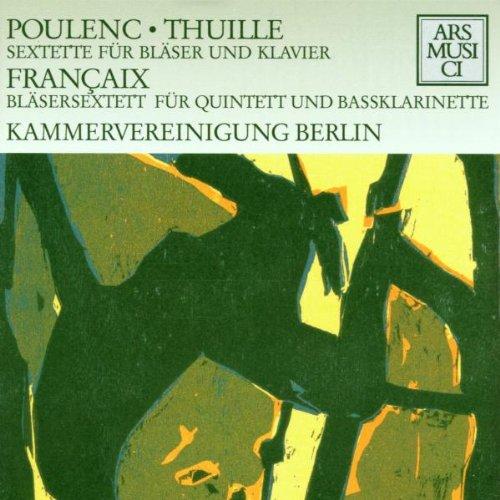 Poulenc Bläser und Klavier Sextette Jess