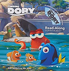 Finding Dory (Read-Along Storybook