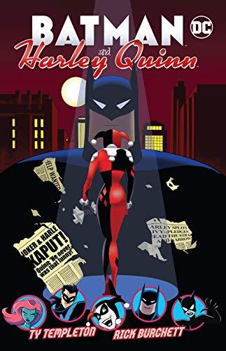 51OsE4D+hJL Harley Quinn Comic Books